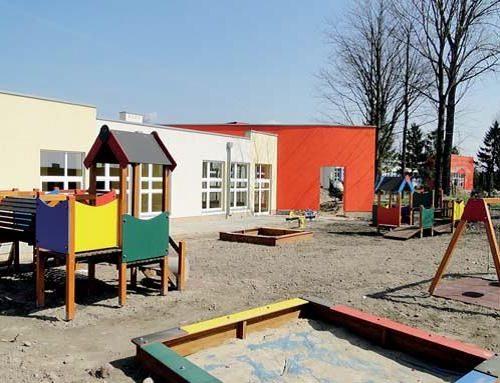 Zdjęcie przedszkola w Gomulin