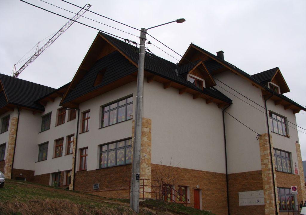 Zdjęcie szkoły spsk czerwienne