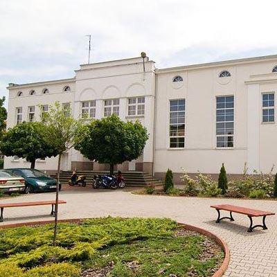 Zdjęcie szkoły spsk w Wieluń