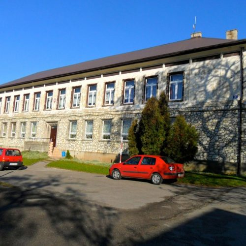 Zdjęcie szkoły spsk Mysłów