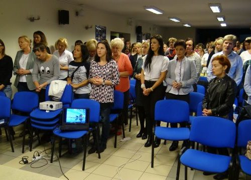 Szkolenie nauczycieli rejony częstochowskiego