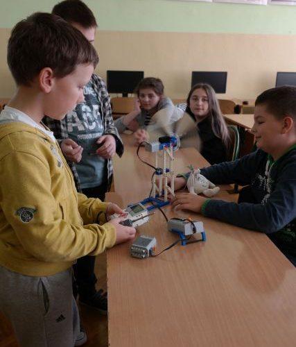 Zakodowane zjawiska fizyczne - #FajneGranty Fundacji CoderDojo i T-Mobile Polska