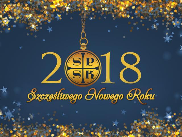 Życzenia noworoczne 2018