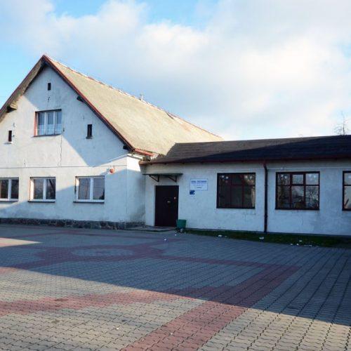 Zdjęcie budynku przedszkola w Grążawy