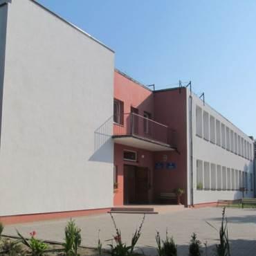 Zdjęcie Budynku szkoły w Trzcinka