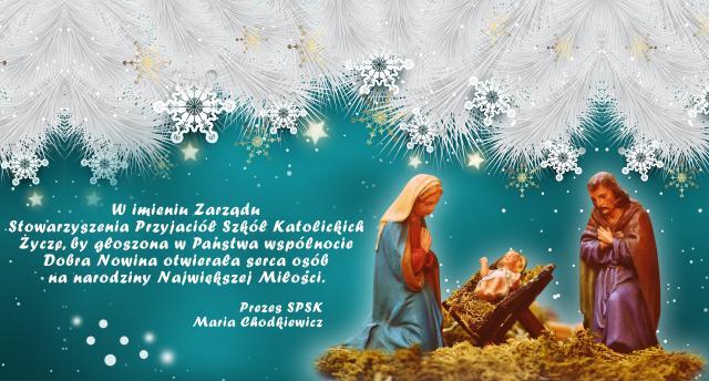 Życzenia na Boże Narodzenie 2017