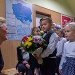 Wizyta Pani Prezydentowej w Milówce